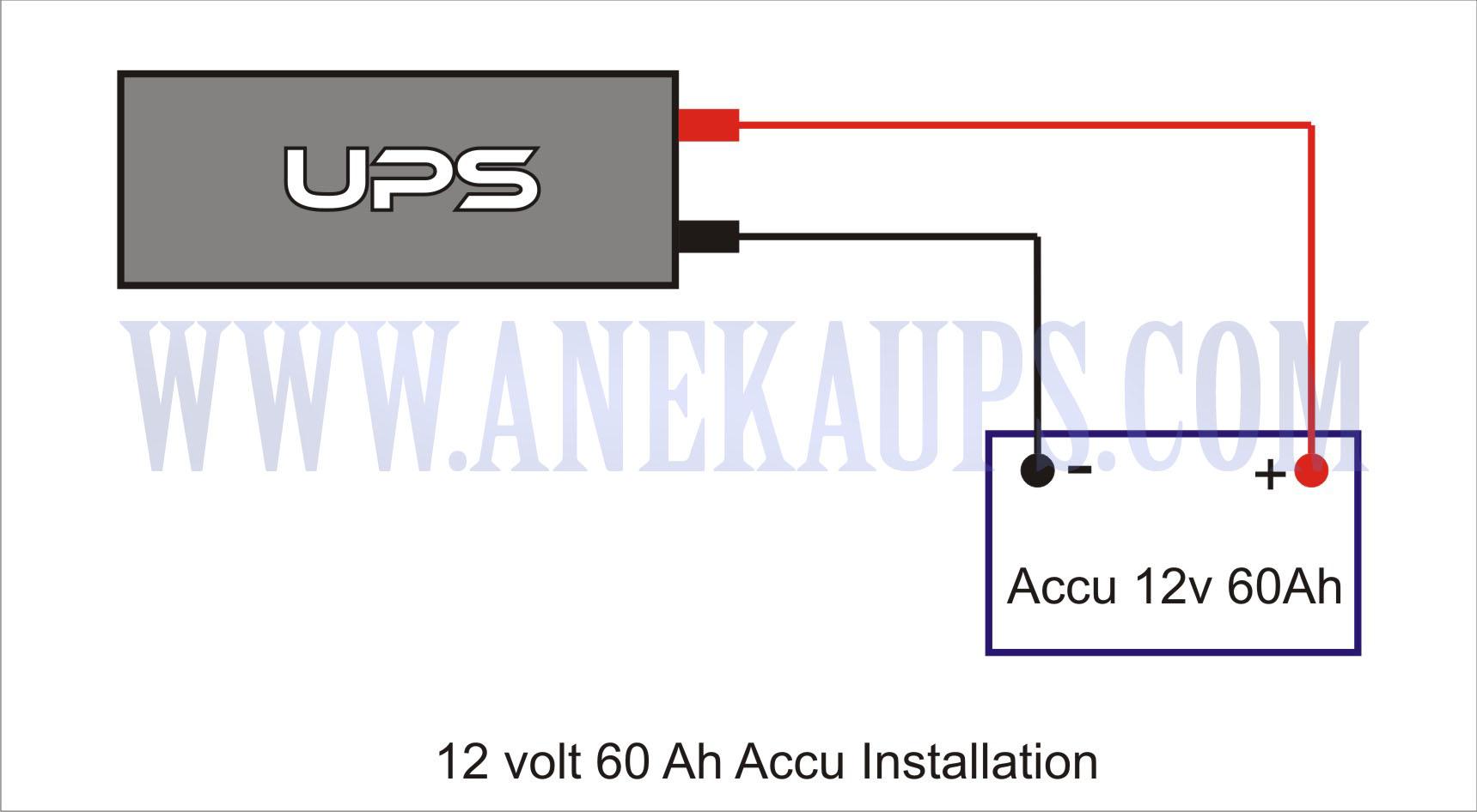 Panduan instalasi ups modifikasi 12 volt jual service modifikasi ups 12 volt 60ah accu installation ccuart Gallery