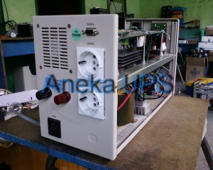 ICA CT1082B Modifikasi UPS